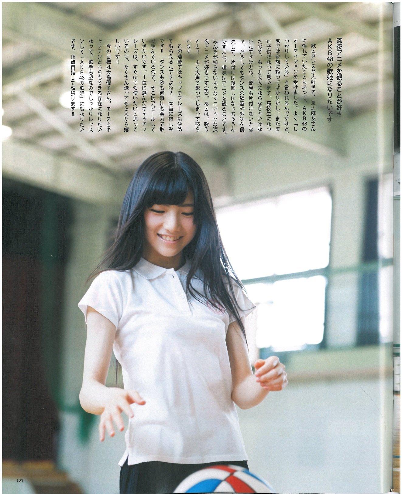 Picture Board → View Picture → Magazine, Okada Nana