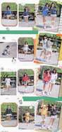 Iikubo Haruna,   Ishida Ayumi,   Katsuta Rina,   Kudo Haruka,   Magazine,   Nakanishi Kana,   Sato Masaki,   Takeuchi Akari,   Tamura Meimi,