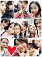 Funaki Musubu,   Hamaura Ayano,   Ichioka Reina,   Makino Maria,   Murota Mizuki,   Sasaki Rikako,   Taguchi Natsumi,   Yamagishi Riko,