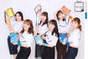 Kamikokuryou Moe,   Katsuta Rina,   Murota Mizuki,   Nakanishi Kana,   Sasaki Rikako,   Takeuchi Akari,