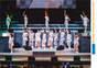 ANGERME,   Funaki Musubu,   Hello! Pro Egg,   Ise Reira,   Kamikokuryou Moe,   Kasahara Momona,   Katsuta Rina,   Kawamura Ayano,   Murota Mizuki,   Nakanishi Kana,   Oota Haruka,   Sasaki Rikako,   Takeuchi Akari,