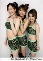 Saitou Miuna,   Satoda Mai,   Kimura Asami,   Country Musume,