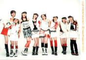 Yajima Maimi,   Arihara Kanna,   Suzuki Airi,   Umeda Erika,   Hagiwara Mai,   Okai Chisato,   Nakajima Saki,   C-ute,   Murakami Megumi,