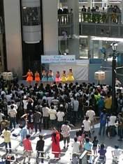 Arihara Kanna,   C-ute,   Hagiwara Mai,   Nakajima Saki,   Okai Chisato,   Suzuki Airi,   Umeda Erika,   Yajima Maimi,