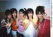 Niigaki Risa,   Michishige Sayumi,   Kusumi Koharu,   Kamei Eri,   Takahashi Ai,