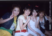 Michishige Sayumi,   Ishikawa Rika,   Kusumi Koharu,   Takahashi Ai,