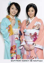 Matsuura Aya,   Saitou Miuna,