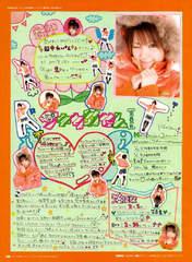 Tanaka Reina,   Magazine,