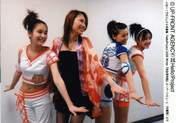 Kusumi Koharu,   Sugaya Risako,   Natsuyaki Miyabi,   Iida Kaori,