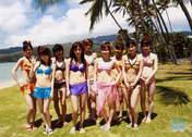 Morning Musume,   Niigaki Risa,   Michishige Sayumi,   Tanaka Reina,   Kusumi Koharu,   Fujimoto Miki,   Kamei Eri,   Mitsui Aika,   Yoshizawa Hitomi,   Takahashi Ai,
