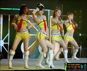"Niigaki Risa,   Kusumi Koharu,   Kamei Eri,   ""Qian Lin, Linlin"","