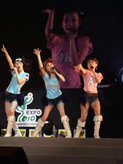 Tanaka Reina,   Kusumi Koharu,   Takahashi Ai,