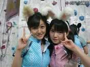 Michishige Sayumi,   Kusumi Koharu,   Haromoni,