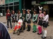 Niigaki Risa,   Michishige Sayumi,   Tanaka Reina,   Fujimoto Miki,   Kamei Eri,   Tsuji Nozomi,   Yoshizawa Hitomi,   Haromoni,   Takahashi Ai,