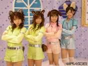 "Niigaki Risa,   Tanaka Reina,   Kusumi Koharu,   ""Qian Lin, Linlin"",   Haromoni,"