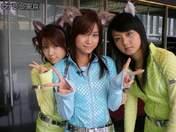 "Tanaka Reina,   Kamei Eri,   ""Li Chun, Junjun"","