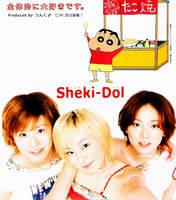 Sheki-Dol,   Suenaga Mami,   Kitagami Ami,   Oki Ibuki,