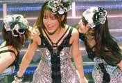 """Michishige Sayumi,   Mitsui Aika,   """"Qian Lin, Linlin"""","""