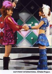 Nakazawa Yuko,   Takahashi Ai,