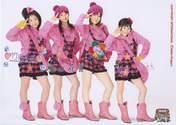 """Qian Lin, Linlin"",   Fukuda Kanon,   Takeuchi Akari,   Miyamoto Karin,   Shin Minimoni,"