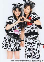 Michishige Sayumi,   Kusumi Koharu,