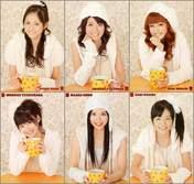Niigaki Risa,   Sudou Maasa,   Tsugunaga Momoko,   Tokunaga Chinami,   Wada Ayaka,   Ogawa Saki,   ZYX,