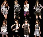 "Morning Musume,   Niigaki Risa,   Michishige Sayumi,   Tanaka Reina,   Kamei Eri,   Mitsui Aika,   ""Li Chun, Junjun"",   ""Qian Lin, Linlin"",   Takahashi Ai,"