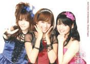 Michishige Sayumi,   Tanaka Reina,   Kamei Eri,