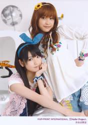 Michishige Sayumi,   Takahashi Ai,