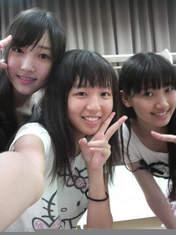 Saho Akari,   Fukumura Mizuki,   Katsuta Rina,   blog,