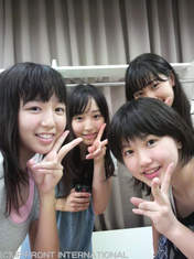 Saho Akari,   Takeuchi Akari,   Fukumura Mizuki,   Katsuta Rina,   blog,
