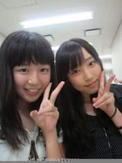 Fukumura Mizuki,   Katsuta Rina,   blog,