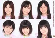 Sengoku Minami,   Maeda Irori,   Takeuchi Akari,   Fukumura Mizuki,   Miyamoto Karin,   Hirano Tomomi,
