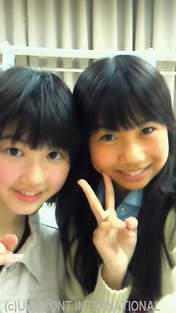 Takeuchi Akari,   Kizawa Runa,   blog,