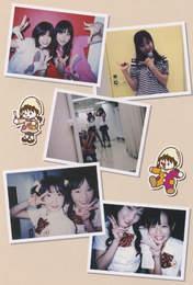 Sengoku Minami,   Saho Akari,   Fukumura Mizuki,   Miyamoto Karin,   Tanabe Nanami,
