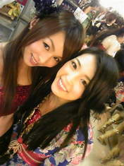 Ohori Megumi,   Tezuka Machiko,   blog,