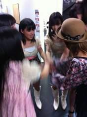 Niigaki Risa,   Michishige Sayumi,   Fukumura Mizuki,   blog,   Sayashi Riho,   Ikuta Erina,   Suzuki Kanon,