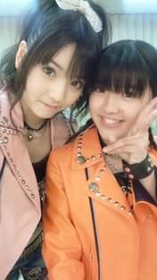 Michishige Sayumi,   blog,   Suzuki Kanon,