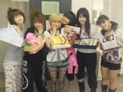 Niigaki Risa,   Michishige Sayumi,   Tanaka Reina,   Mitsui Aika,   blog,   Suzuki Kanon,   Takahashi Ai,