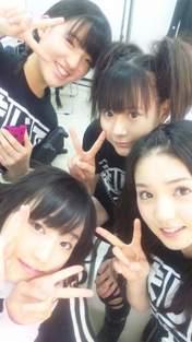 Michishige Sayumi,   Fukumura Mizuki,   blog,   Ikuta Erina,   Suzuki Kanon,
