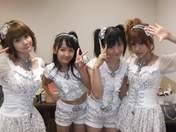 Tanaka Reina,   Mitsui Aika,   blog,   Sayashi Riho,   Ikuta Erina,