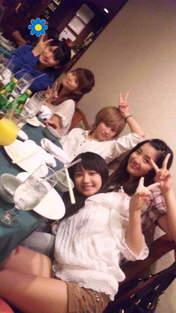Niigaki Risa,   Michishige Sayumi,   blog,   Sayashi Riho,   Suzuki Kanon,   Takahashi Ai,