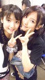 Michishige Sayumi,   Mano Erina,   blog,