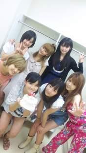 Niigaki Risa,   Michishige Sayumi,   Tanaka Reina,   Fukumura Mizuki,   blog,   Ikuta Erina,   Suzuki Kanon,   Takahashi Ai,