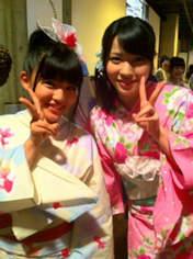 Yajima Maimi,   blog,   Suzuki Kanon,