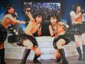 Michishige Sayumi,   Sayashi Riho,   Ikuta Erina,   Suzuki Kanon,