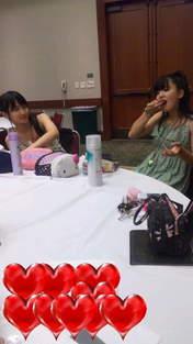 blog,   Sayashi Riho,   Suzuki Kanon,