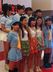 Wada Ayaka,   Maeda Yuuka,   Fukuda Kanon,   Ogawa Saki,   Takeuchi Akari,   S/mileage,   Katsuta Rina,   Nakanishi Kana,   Tamura Meimi,   Kosuga Fuyuka,