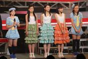 Takeuchi Akari,   Katsuta Rina,   Nakanishi Kana,   Tamura Meimi,   Kosuga Fuyuka,