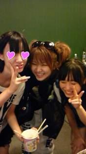 Tanaka Reina,   Fukumura Mizuki,   blog,   Ikuta Erina,